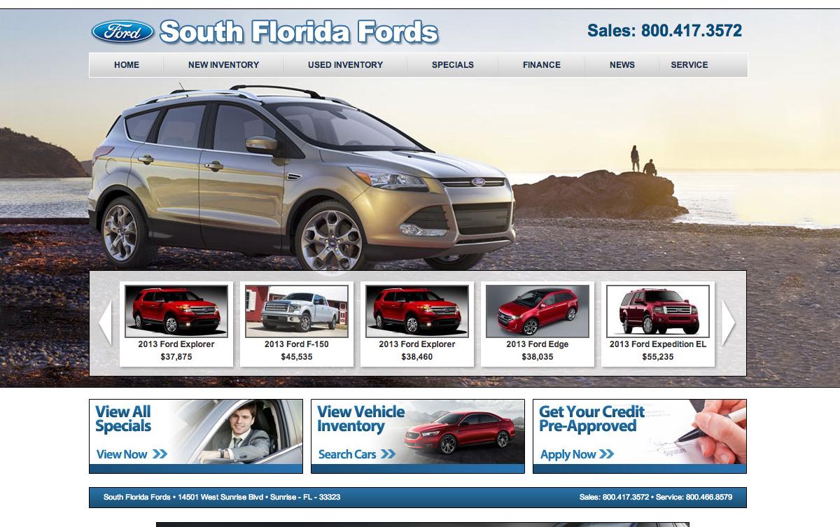 Dealer solutions software software dealer websites html for Motor car portfolio site inventory